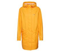 Parka 'rain Jacket' goldgelb