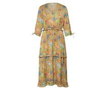 Sommerkleid beige / mischfarben