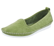 Komfort-Slipper hellgrün