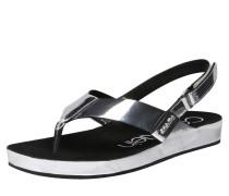 Sandalen 'manira' silber