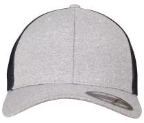 Cap navy / graumeliert