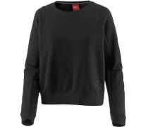 Sweatshirt 'Modern' schwarz