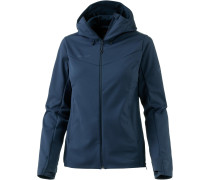 Softshelljacke 'Ultimate V' blau
