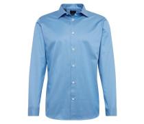 Hemd 'slimpen-Pelle' blau