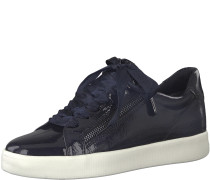 Sneaker low 'One colour shiny' navy