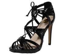 Sandalette 'ecaterina' schwarz