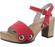 Sandalette 'Eilyn' rot