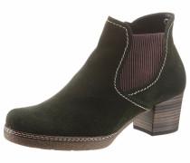 Ankle-Boots khaki