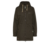 Parka 'Library Light' oliv
