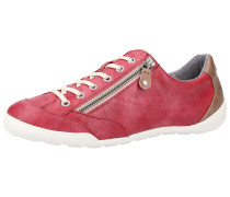 Sneaker hellbraun / grenadine