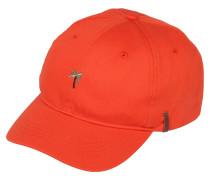 Cap 'Posse' orangerot