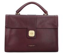 'Belleville' Handtasche Leder 39 cm