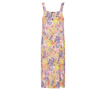 Kleid 'sara' blau / gelb / pink / weiß