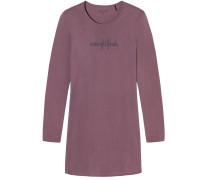 Nachthemd lila