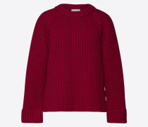 Pullover 'Mercure' pink / rot