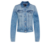 Jeansjacke 'new Chris' blue denim