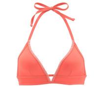 Triangel-Bikini-Top »Dainty« hummer