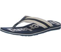 'Wild Dunes' offene Schuhe dunkelblau