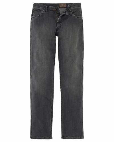5-Pocket-Jeans 'Texas Stretch' grau