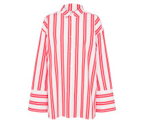 Shirt 'Tomi' rot / weiß