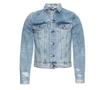 Jacke 'Legit Jacket' blue denim