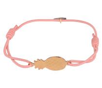 Armband 'Pineapple' rosa