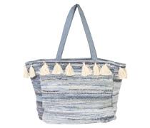 Handtasche 'permanent Vacation' blau