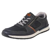 Sneaker navy / braun