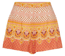 Shorts 'sunday' orange