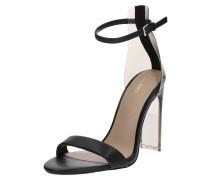 Sandale 'aserania' schwarz