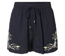 Feminines Shorts nachtblau