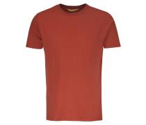 T-Shirt rostrot