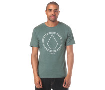 Pinline Stone Heather T-Shirt opal