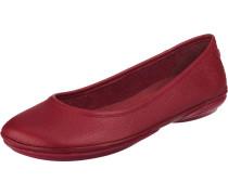 Klassische Ballerinas rot