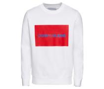 Sweatshirt 'institutional BOX Logo Sweatshirt'