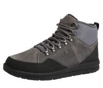 Gefütterter Sneaker 'berthar' grau