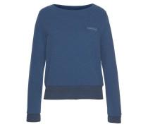 Sweatshirt 'Bia' royalblau