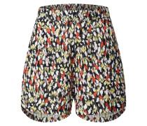 Shorts 'ethel' schwarz / mischfarben