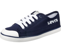 Venice L Sneakers Low ultramarinblau / weiß