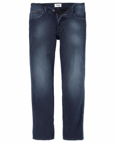 5-Pocket-Jeans 'Texas Stretch' blau