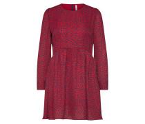 Kleid 'rosana' rot