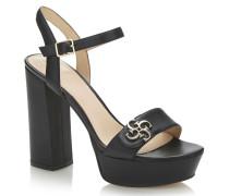 Sandalette 'fion' schwarz