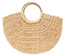 Strandtasche 'onlKENNA Straw Beach Shopper Acc'