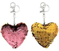 Schlüsselanhänger 'Herz'