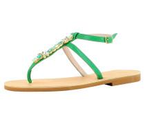 Damen Sandale grün