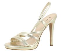 Sandalette 'Eva' gold