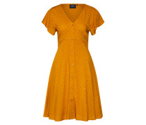 Kleid 'aya' orange