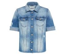 Jeansjacke 'onlCHRIS' blue denim