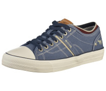 Sneaker blau / wollweiß