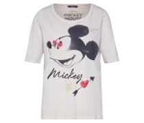 Shirt 'Disney Mickey washed halfsleev'